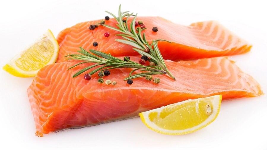 غذا های دریایی از پتاسیم زیادی برخوردار هستند