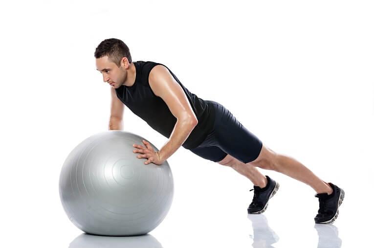 درمان کمر درد با ورزش پیلاتس