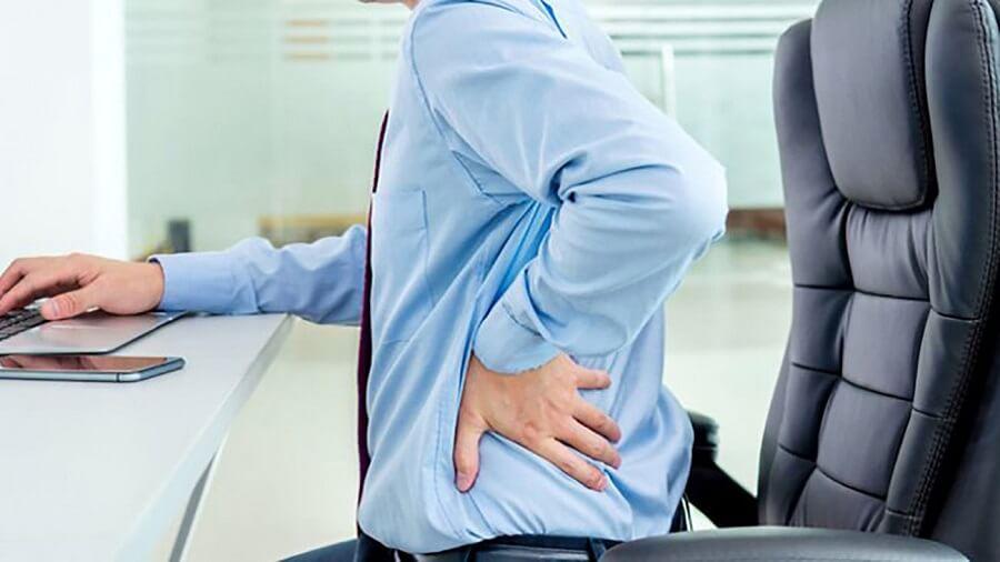 برای درمان کمر درد از نشستن غلط و اشتباه بپرهیزید