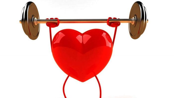 ورزش باعث پیش گیری از بیماری قلب می شود