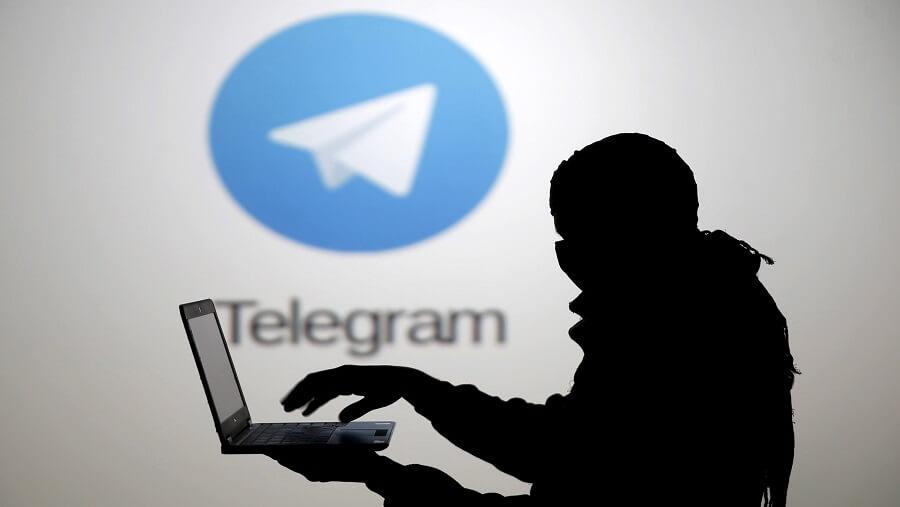نمونه ای از روش های هک تلگرام