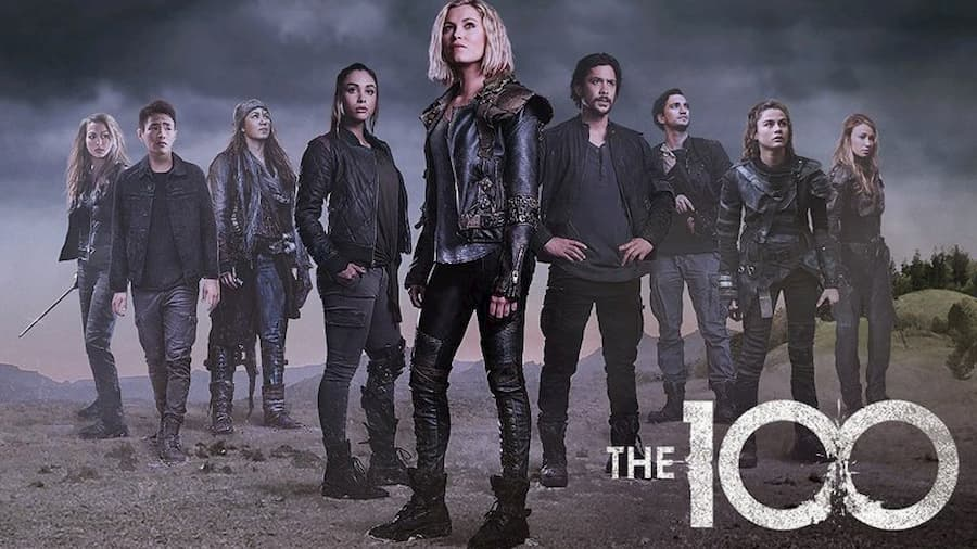 معرفی سریال علمی- تخیلی The 100