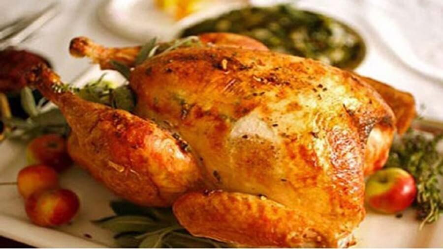 مرغ بریان منبعی سرشار ار ویتامین k