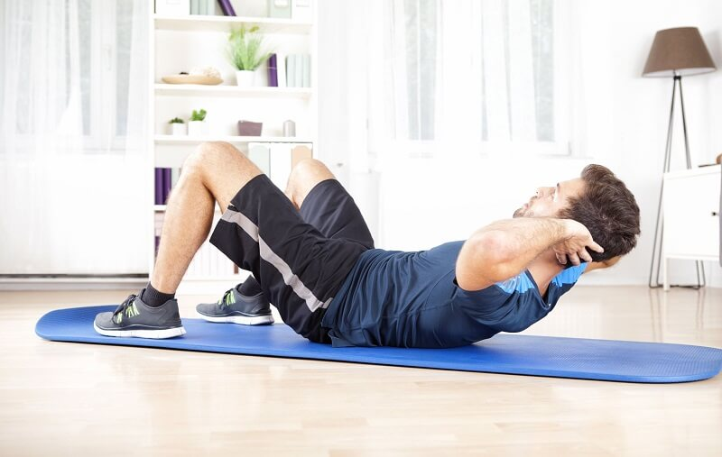 تاثیر ورزش کرانج بر درمان کمر درد