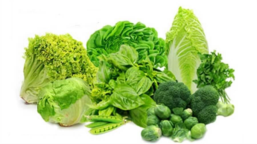 سبزیجات دارای مواد معدی (پتاسیم هستند)