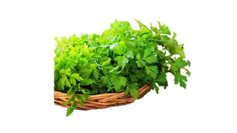 سبزیجات سبز رنگ منبع غنی از ویتامین k هستند