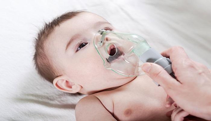 به سختی نفس کشیدن- نیاز به ماسک اکسیژن