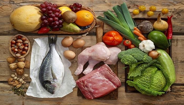مواد غذایی حاوی ویتامین B9وB12
