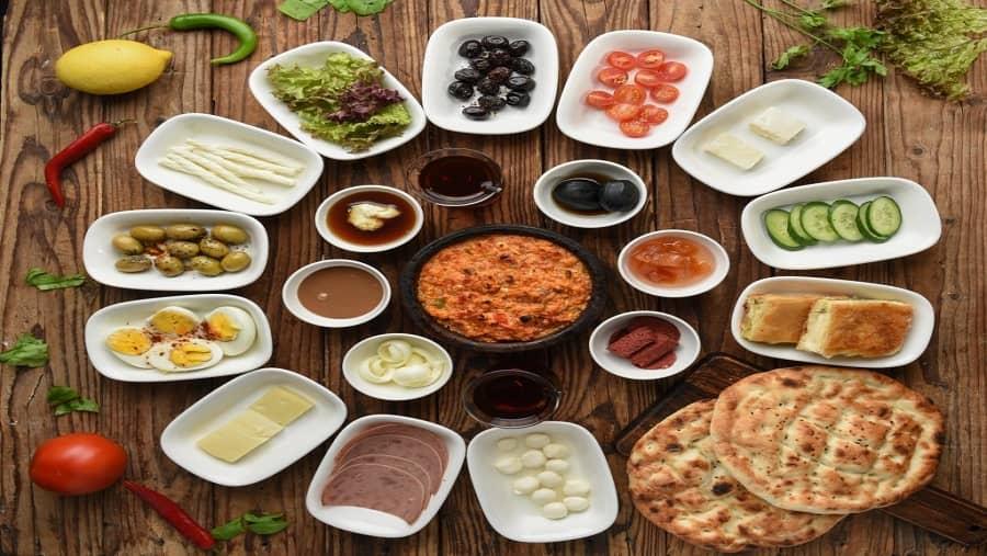 غذا های سرشار از مواد مغذی