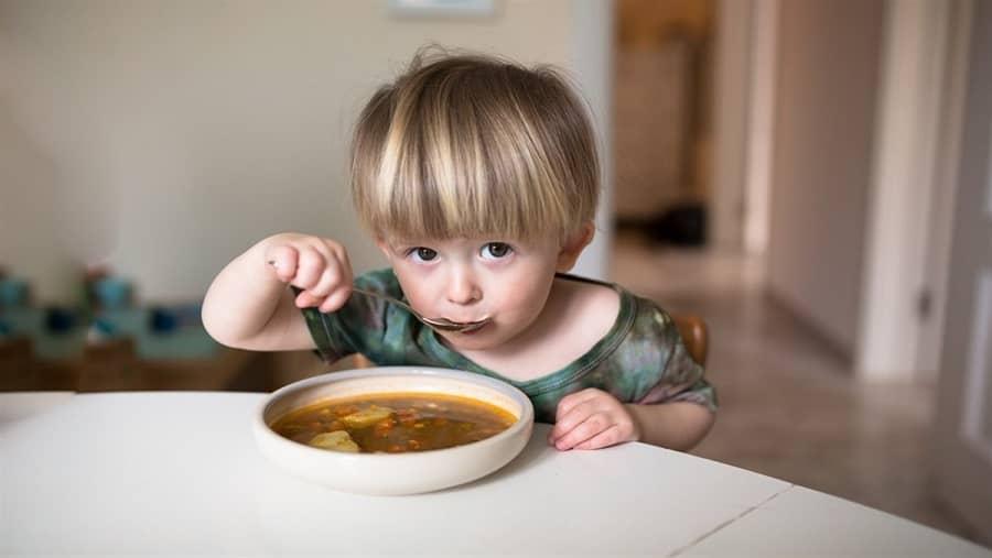 تغذیه مناسب در تنوع غذایی کودک