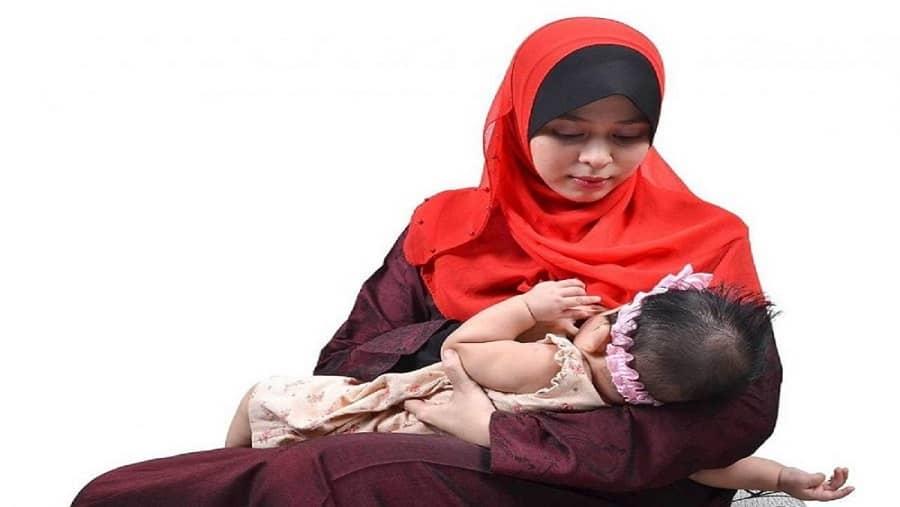 شیر دهی مادر در سنین خوردسالی کودک بهترین غذا برای کودک است