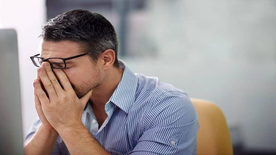 اگر قصد درمان ضعیفی چشم خود را دارید از استرس های خود بکاهید