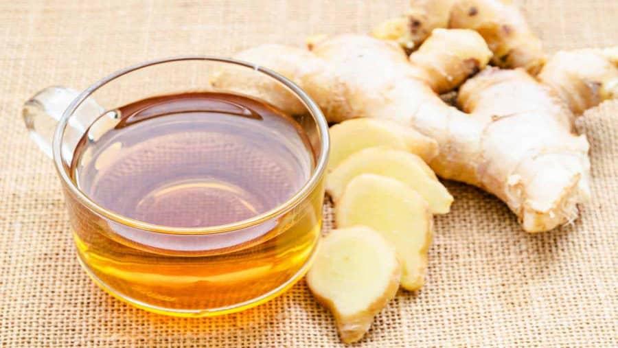 مصرف چای زنجبیل در درمان گلو درد تاثیر شگفت انگیزی دارد