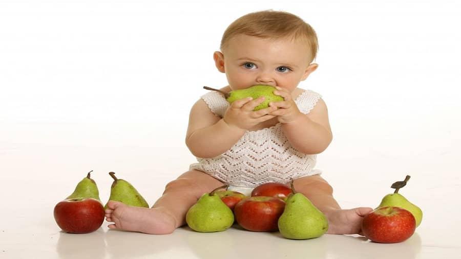 دوره بینابینی سن کودک برای مصرف مواد غذایی
