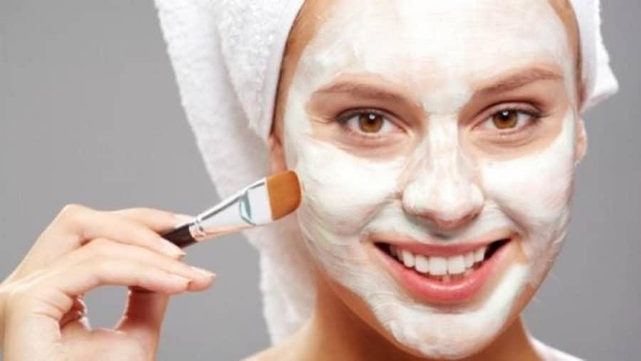 داشتن پوست روشن با استفاده از ماسک پودر شیر