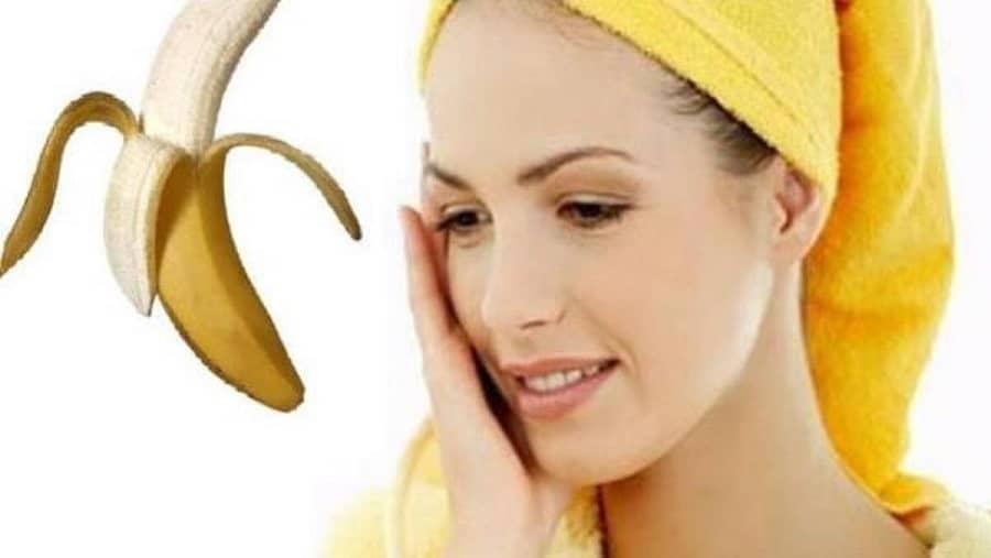 ماسک موز عاملی موثر در ایجاد پوست روشن برای شما