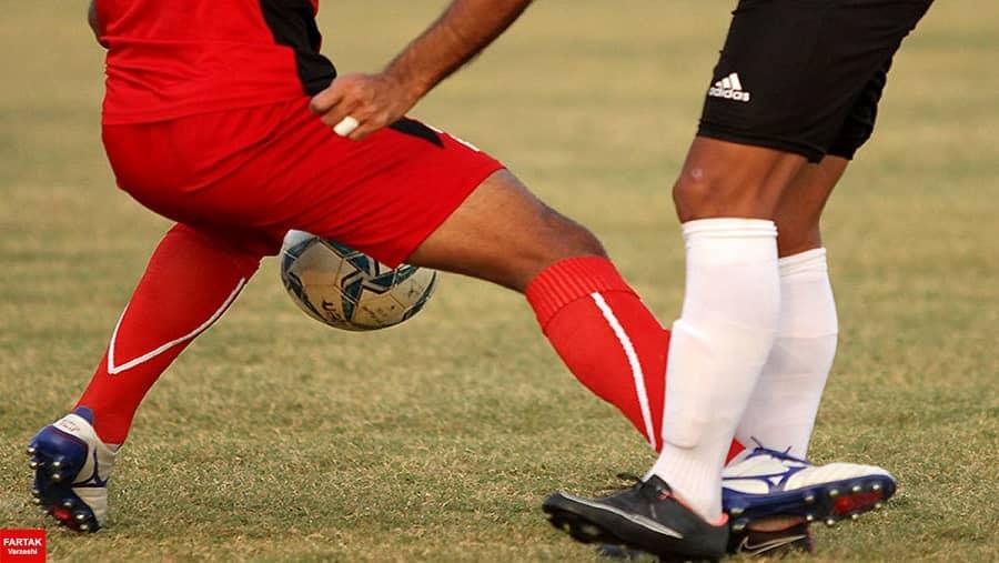 برای درمان کبودی هنگام انجام ورزش فوتبال از پوشش مناسب استفاده نمایید