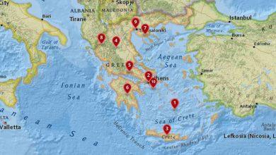 Photo of مکان های دیدنی یونان که ارزش رفتن دارند!