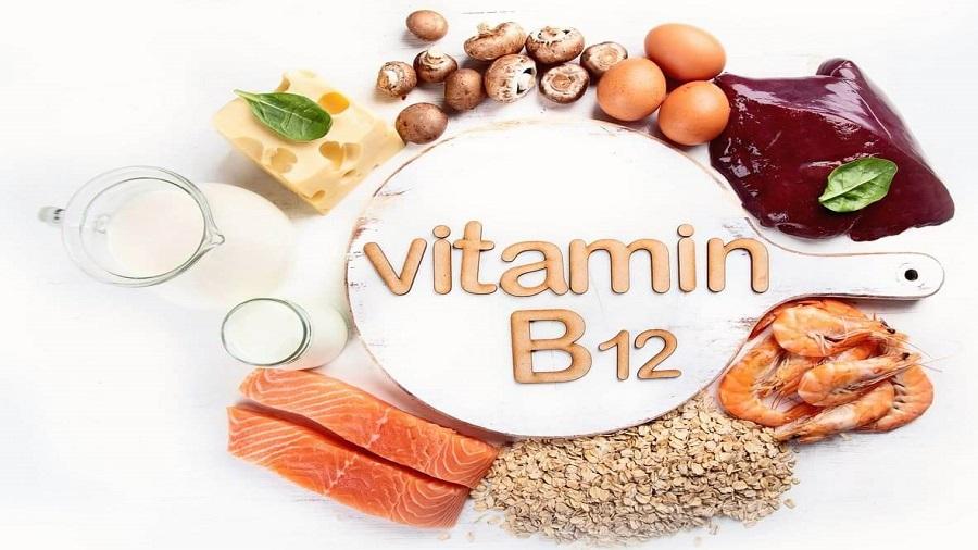 مواد غذایی ویتامین b12