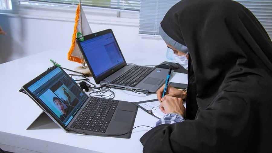 قابلیت کار با لپ تاپ در مکان های مختلف
