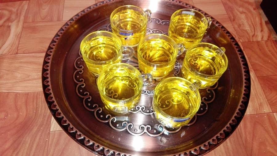 چای زعفرانی چه فوایدی دارد