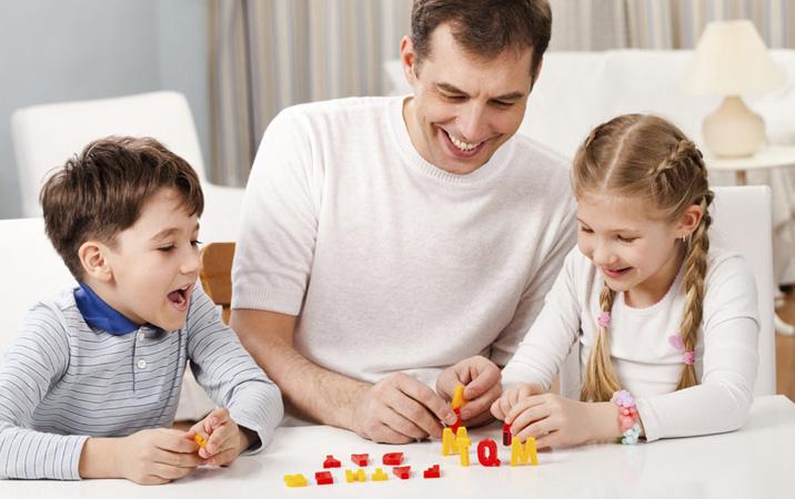 نیاز های فرزند در سن کودکی