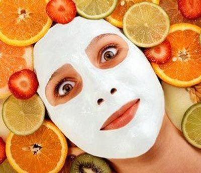 داشتن پوستی روشن با ماسک آب پرتغال