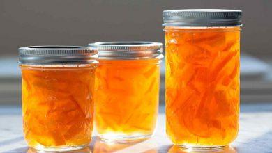 Photo of طرز تهیه مربا پوست پرتقال خوشمزه + نکات پخت