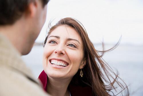 اهمیت ارتباط چشمی