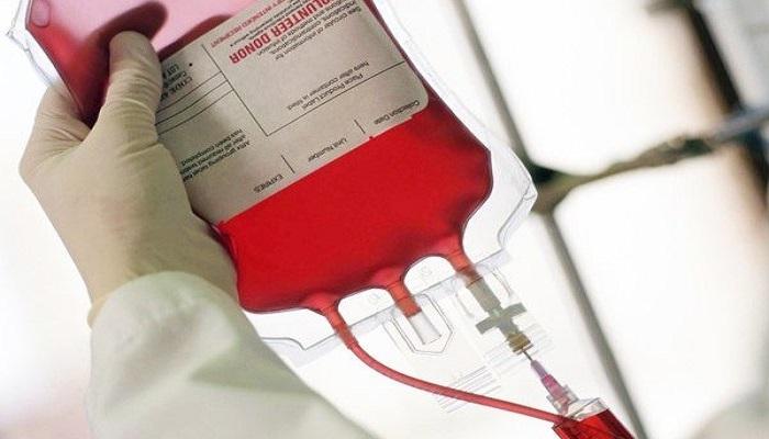 انتقال خون به برخی افرادی که دچار شوک شده اند.
