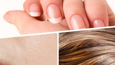 Photo of 8 مرحله بسیارعالی برای سلامت پوست، مو و ناخن ها