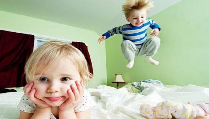 سرگرم کردن کودکان بیش فعال