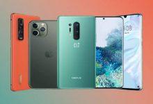 Photo of انواع گوشی های 5G موجود در بازار در سال 2021