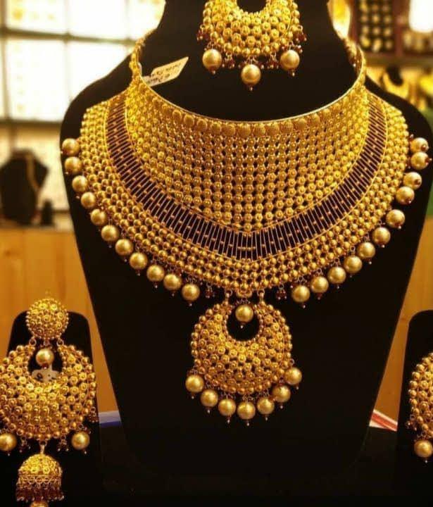 براق کردن طلا و جواهرات
