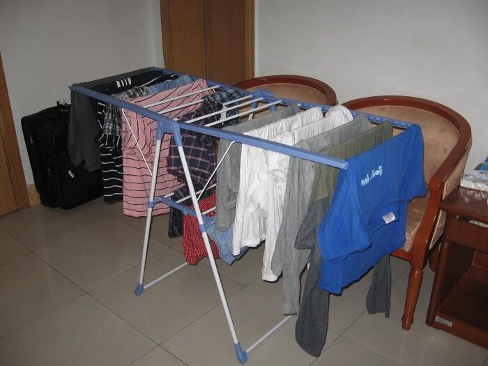 پیشگیری از حساسیت فصل بهار با خشک کردن لباس ها در خانه