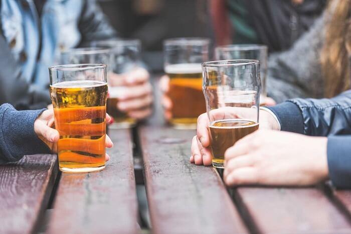 فواید آبجو