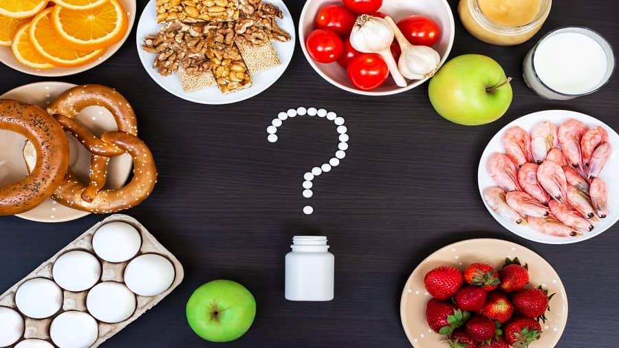 مواد غذایی حساسیت زا کدامند؟