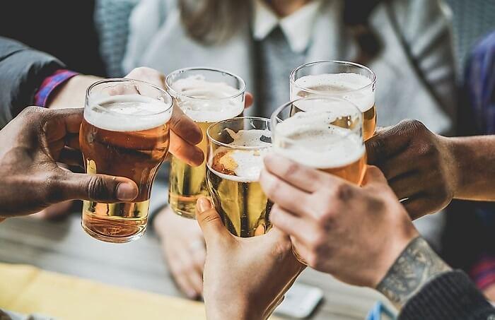 مصرف دسته جمعی الکل