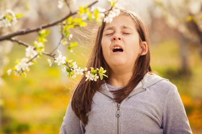 علل ایجاد حساسیت در فصل بهار