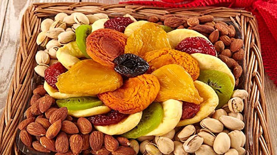 خواص میوه خشک