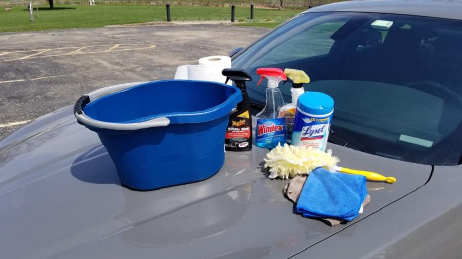 تفاوت تمیز کردن و ضد عفونی کردن خودرو