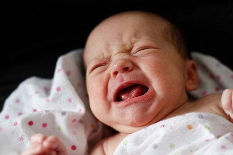 عدم انتظارات بیجا از نوزاد