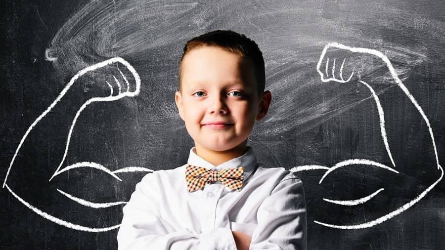 کتاب پرورش اعتماد به نفس در کودکان