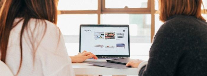فروش محصولات اینترنتی