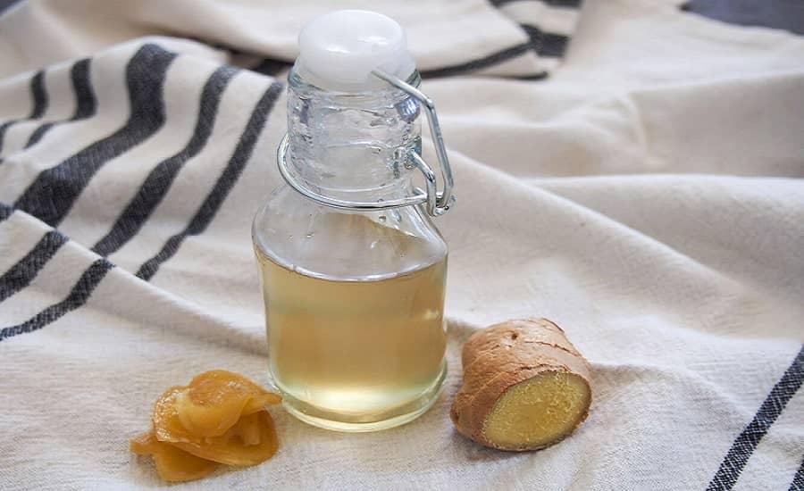 با مصرف شربت زنجبیل ریه خود را پاکسازی کنید
