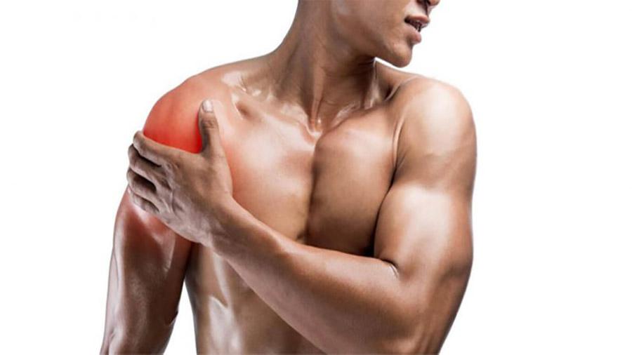 کاهش درد عضلات