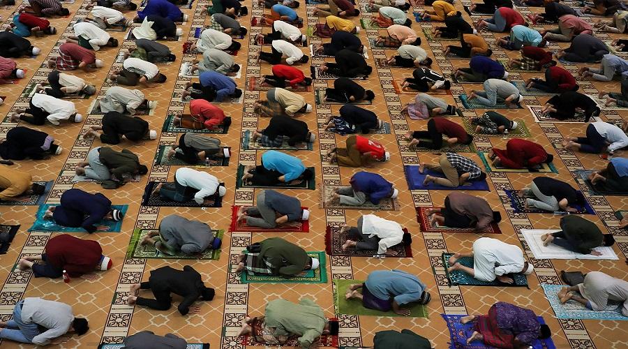 اعتکاف در ماه مبارک رمضان