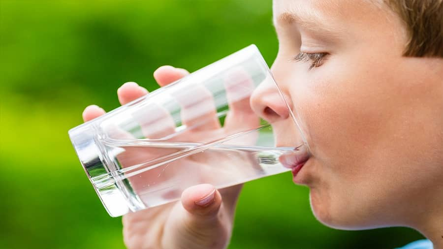 عوارض مصرف آب