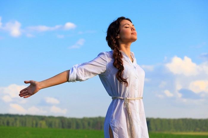 درمان حالت تهوع با تنفس عمیق