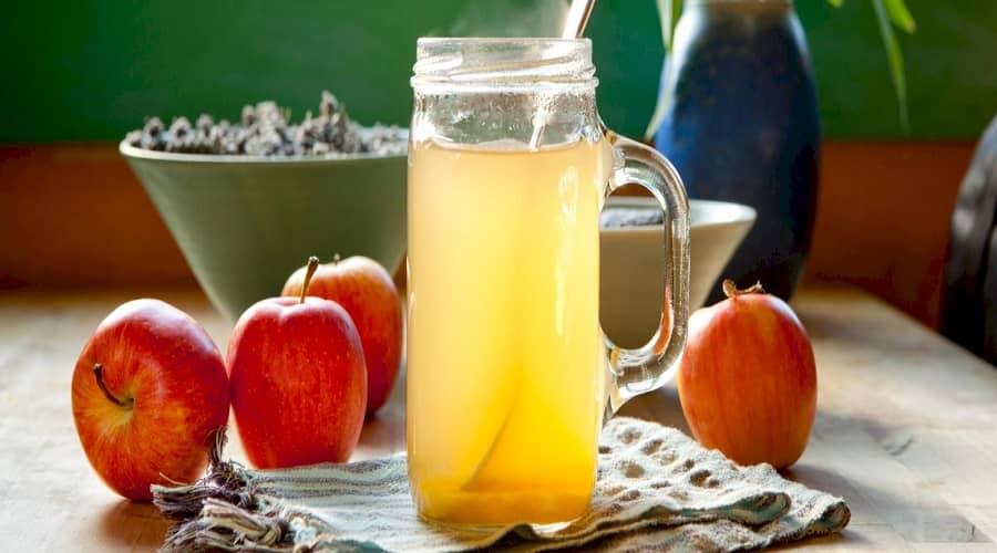 تقویت سیستم ایمنی بدن با آب سیب
